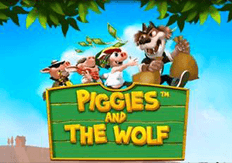 Слот Piggies and the Wolf